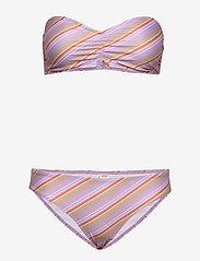 Mads Nørgaard - Ibiza Binna Boo - bikini-setje - pastel purple multi - 2