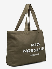 Mads Nørgaard - Recycled Boutique Athene - casual shoppers - dark army/white - 2