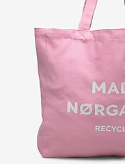 Mads Nørgaard - Recycled Boutique Athene - casual shoppers - pink/white - 3