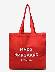 Mads Nørgaard - Recycled Boutique Athene - casual shoppers - red/white - 0