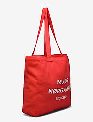 Mads Nørgaard - Recycled Boutique Athene - casual shoppers - red/white - 2
