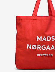 Mads Nørgaard - Recycled Boutique Athene - casual shoppers - red/white - 3