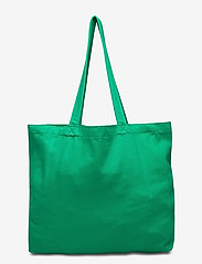 Mads Nørgaard - Recycled Boutique Athene - casual shoppers - signal green/white - 1