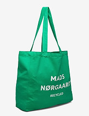 Mads Nørgaard - Recycled Boutique Athene - casual shoppers - signal green/white - 2
