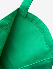 Mads Nørgaard - Recycled Boutique Athene - casual shoppers - signal green/white - 4