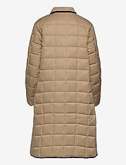 Mads Nørgaard - Duvet Dream Celestine - quiltede jakker - warm beige - 1