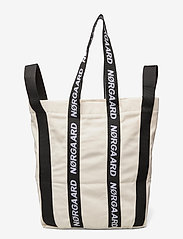 Mads Nørgaard - Heavy Recy Cotton Talulah - torby tote - off white - 0