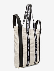 Mads Nørgaard - Heavy Recy Cotton Talulah - torby tote - off white - 2
