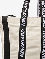 Mads Nørgaard - Heavy Recy Cotton Talulah - torby tote - off white - 3