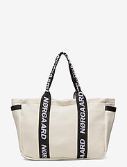 Mads Nørgaard - Heavy Recy Cotton Tooly - totes - off white - 1