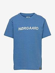Mads Nørgaard - Printed Tee Thorlino - korte mouwen - riviera - 0