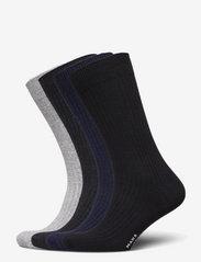 Mads Nørgaard - Sock Box Anton - chaussettes régulières - autumn 21-3 - 0