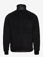 Mads Nørgaard - Chunky Fleece Jeff - basic-sweatshirts - charcoal melange - 1