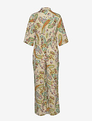Mads Nørgaard - Neo Paisley Creamy - jumpsuits - paisley - 1