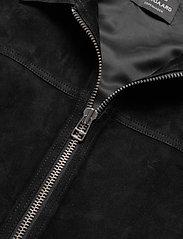 Mads Nørgaard - Leather Jusuf - nahkatakit - black - 2