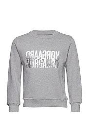 Organic Sweat Talinka - GREY MELANGE