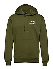 Logo Sweat Hoodie - RIFLE GREEN