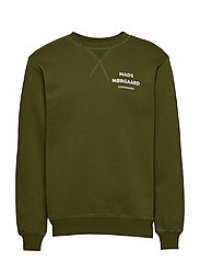 Logo Sweat Crewneck - RIFLE GREEN