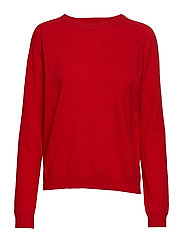 Cosy wool Kaxa - RED