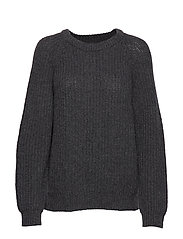 Recycled Favorite Wool Ketty - CHARCOAL MELANGE