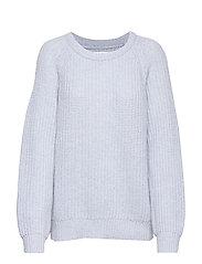 Recycled Favorite Wool Ketty - LIGHT BLUE MELANGE