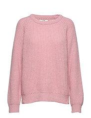 Recycled Favorite Wool Ketty - ROSE MELANGE
