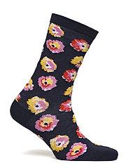 Flower Sock Annika - MULTI FLOWER