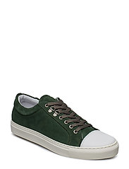 Suede Sneak Madson Contrast - ARMY