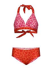 Ibiza Brissa - PINK/RED