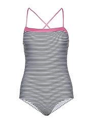 Ibiza Swimma - WHITE/BLACK/SHINY PINK