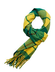 Laine Wool Amber - GREEN/YELLOW