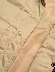 Mads Nørgaard - Duvet Dream Vibe - puffer vests - warm beige - 6