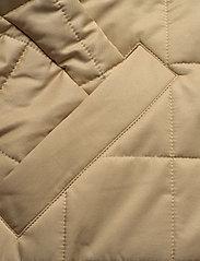 Mads Nørgaard - Duvet Dream Celestine - quiltede jakker - warm beige - 3