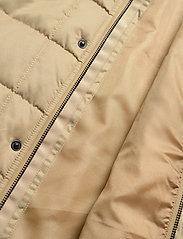 Mads Nørgaard - Duvet Dream Celestine - quiltede jakker - warm beige - 4