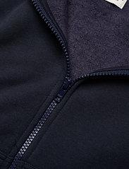 Mads Nørgaard - New Standard Hudini Zip - hoodies - parisian night - 2