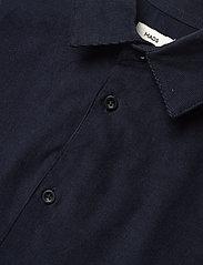 Mads Nørgaard - Dyed Baby Cord Svantini - shirts - parisian night - 2
