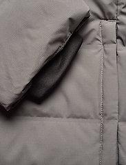 Mads Nørgaard - Recycle Jun - kurtki puchowe - granite gray - 4
