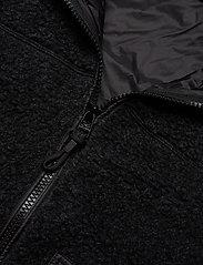 Mads Nørgaard - Chunky Fleece Jeff - basic-sweatshirts - charcoal melange - 2