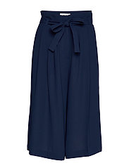 Crepe georgette Pleasina - NAVY