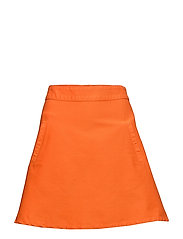 Fresh Denim Stelly Short - DEEP ORANGE