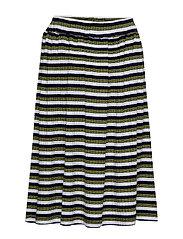 5x5 Happy Stripe Sagalina - NAVY MULTI