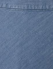 Mads Nørgaard - Soft Indigo Stelly C - jeansowe spódnice - pale indigo - 2