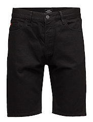 Denim Shorts Black Rinse - BLACK RINSE