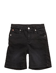 Washed Black/Black Jagino Shor - WASHED BLACK