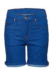 Bright Indigo Jagino Short - BLUE