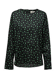 Soft play boutique Shirtilla - BLACK/GREEN