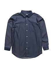 Denim Shirt Svantino - DULL BLUE
