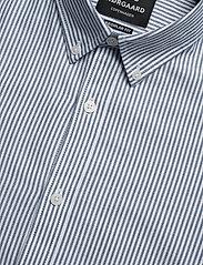 Mads Nørgaard - Striped Oxford Sawsett - chemises d'affaires - blue stripe - 3