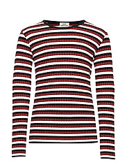 5x5 Happy Stripe Talino - BLACK MULTI