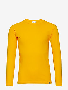 Jersey dip Tuvina Long S - SUN YELLOW